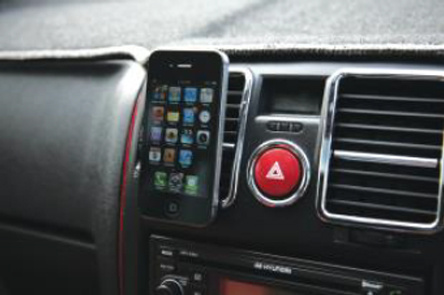 APH1M Magnetic Air-Vent Phone Holder