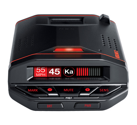 "RECOMMENDED - Escort Redline EX - 100% Undetectable, Bluetooth, GPS Fixed Camera Detector - ""AU/NZ"""